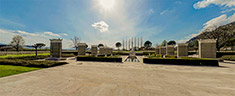 Immagine del virtual tour 'Cimitero Militare del Commonwealth'